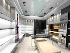 店面装修设计风格和商品之间的关系