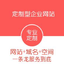 威客服务:[63533] 定制型企业网站