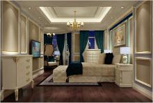威客服务:[63568] 法式风格卧室