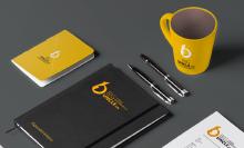 投资管理公司 LOGO 及 VI设计