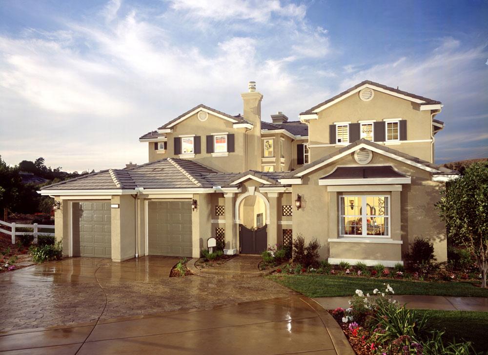 豪华别墅设计的家庭影院如何设计