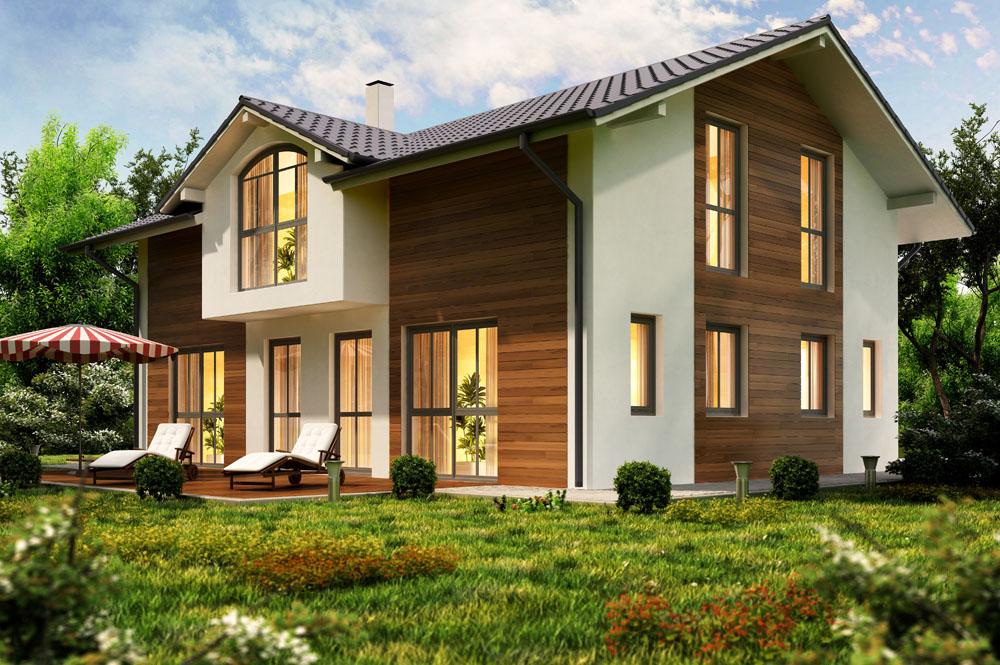 对豪华别墅设计各种类型进行分析