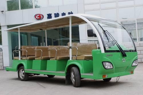 电动旅游车被景区选中的原因