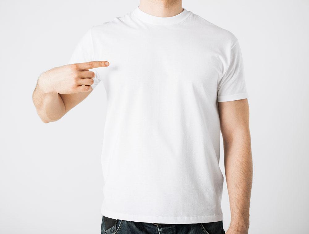 什么是T恤制作的热升华转印