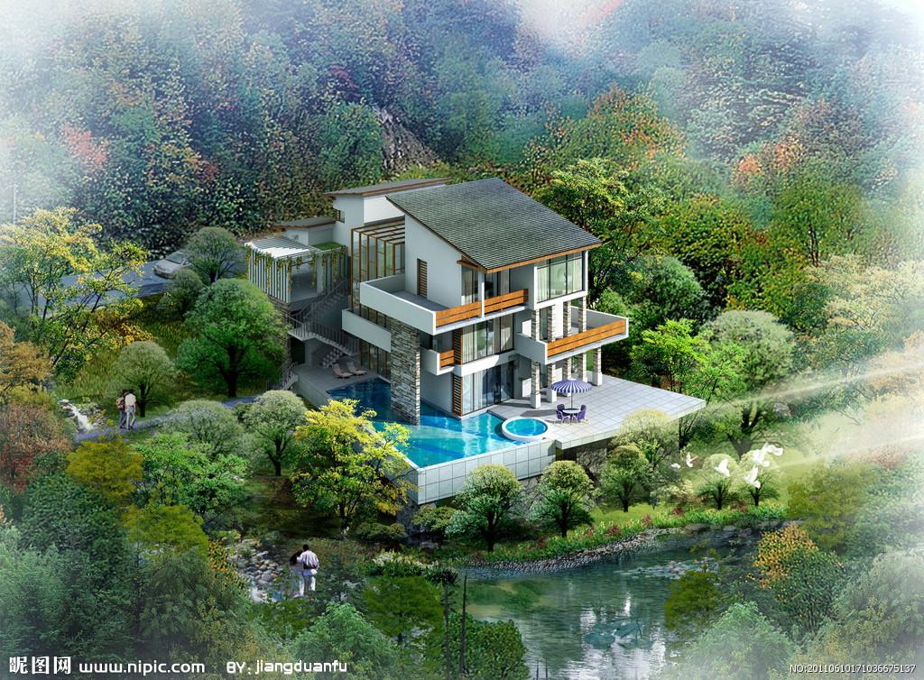 硬质景观的艺术园林设计方法