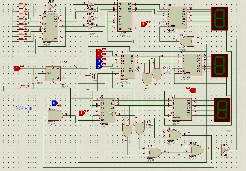 数字电路设计形成干扰的因素和解决办法