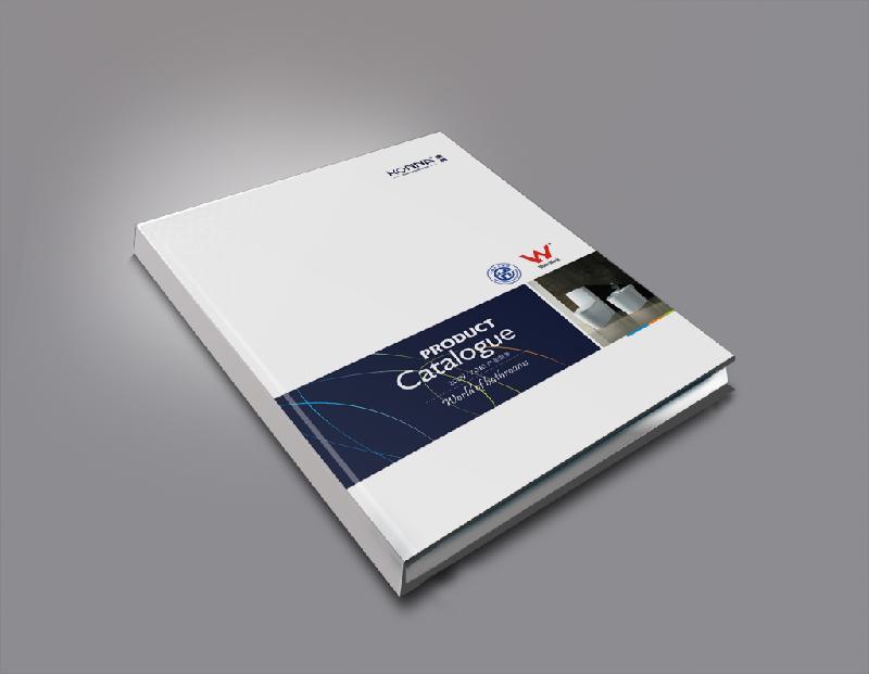 画册目录的排版设计方法