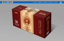保健酒包装设计