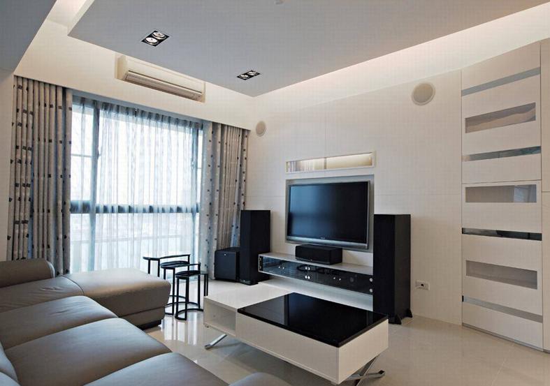 客厅电视墙设计要点