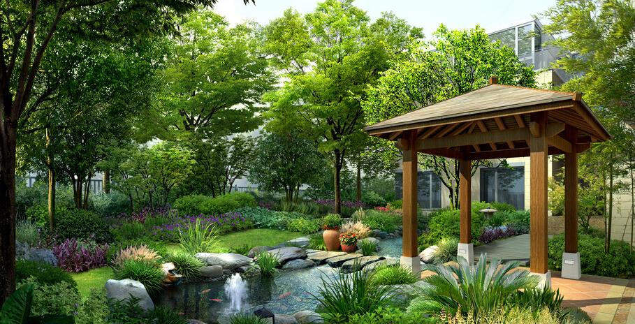 园林景观设计的作用有哪些?