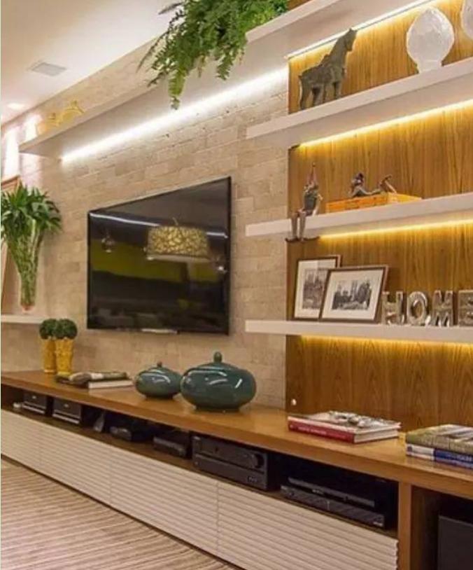电视背景墙设计的五种方法