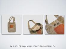 IRMAN Design 包包制作生产