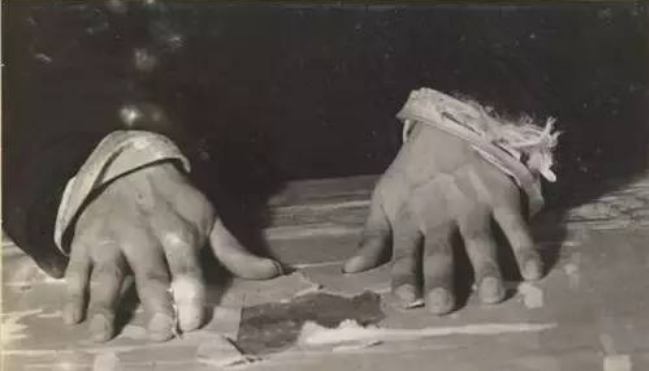 传统书画照片修复手法