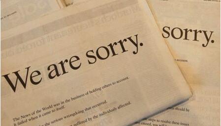 道歉信范文  英文道歉信写作