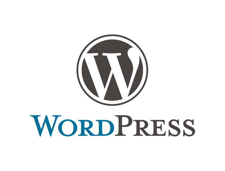 wordpress 矢量logo