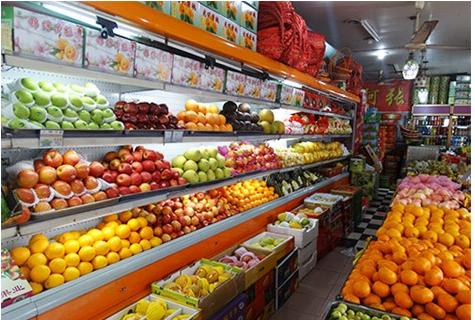 水果店装修的四大要求