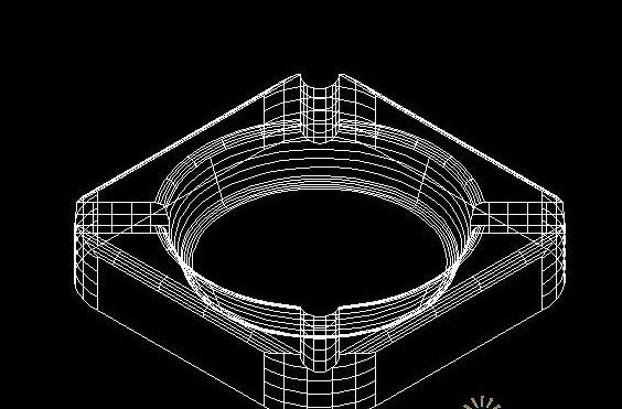 CAD三维建模如何灵活使用坐标