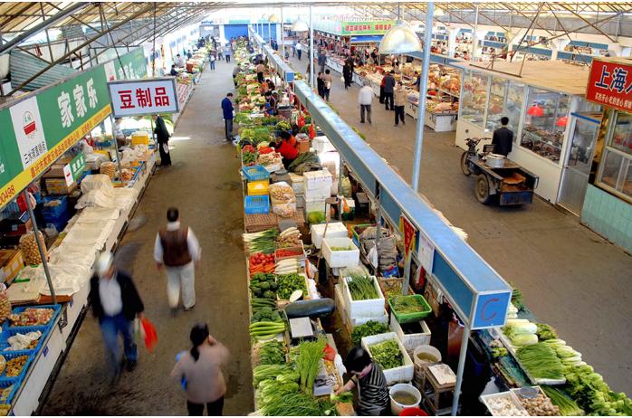 农贸市场设计要求 农贸市场设计方法