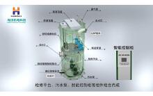 三维工业产品演示动画  一体化预制泵站