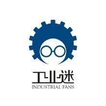 工业迷APP标志设计