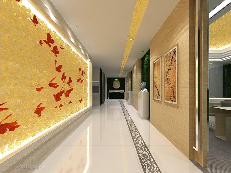 走廊过道效果图设计技巧