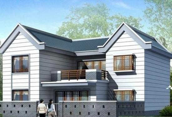 小户型自建房如何装出大房子的空间感?
