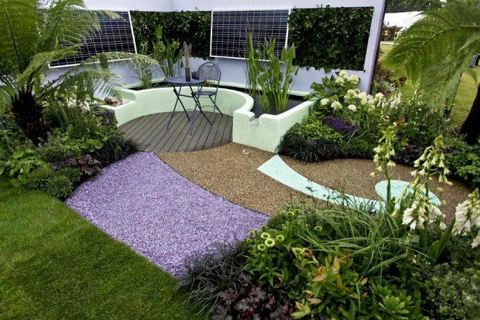 如何设计才能保证庭院花园的私密性?