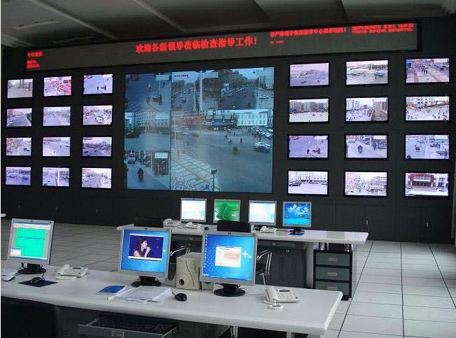 监控电视墙设计_监控电视墙尺寸