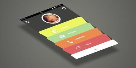 App设计中可点击元素有哪些?