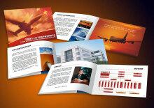中国商飞上海飞机客户服务有限公司 / 宣传画册设计
