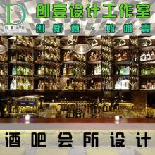 威客服务:[71179] 复古酒吧装修设计 水吧 洋人酒吧 工业风酒吧设计 餐饮店设计