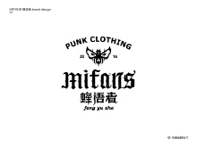 MIFANS蜂语者 VI设计