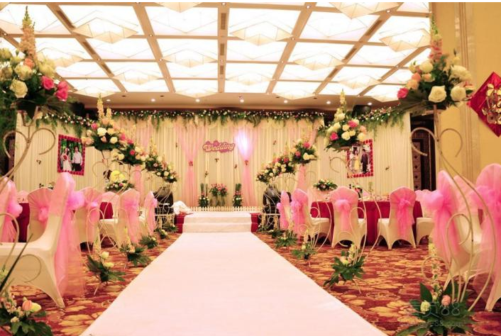 最新、最完整集体婚礼策划方案欣赏