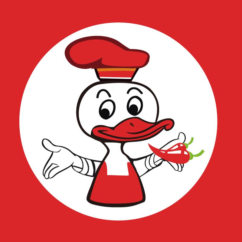 小胡鸭logo设计——舍隐助力您的品牌成功