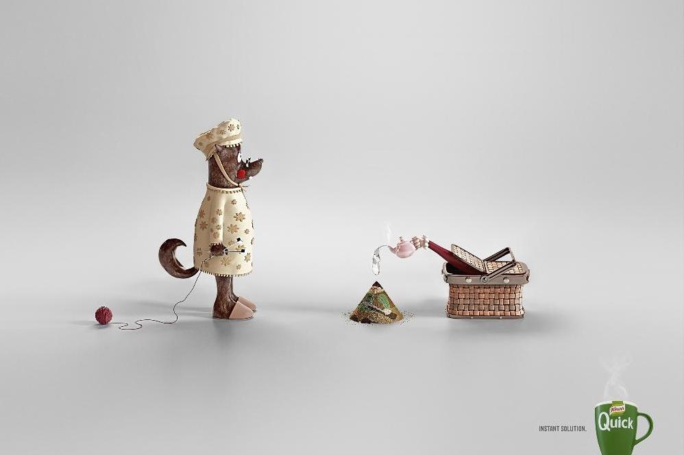 平面广告设计方法,如何快速的完成一份平面广告设计作品
