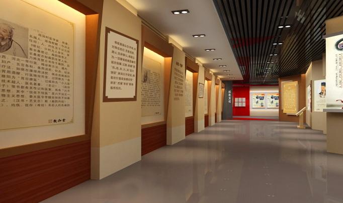 展厅设计如何处理照明灯的问题让展厅设计效果更佳