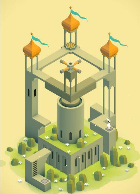 揭秘纪念碑谷游戏开发的成功秘笈