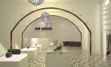 AIR SPECE/LOGO/VI/SI