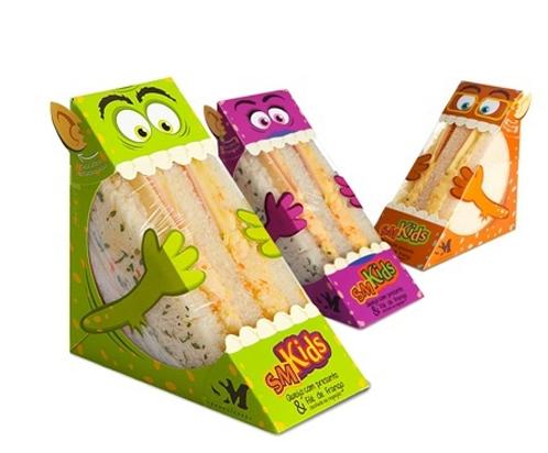 食品包装设计颜色的选择,什么颜色适合作为食品包装设计