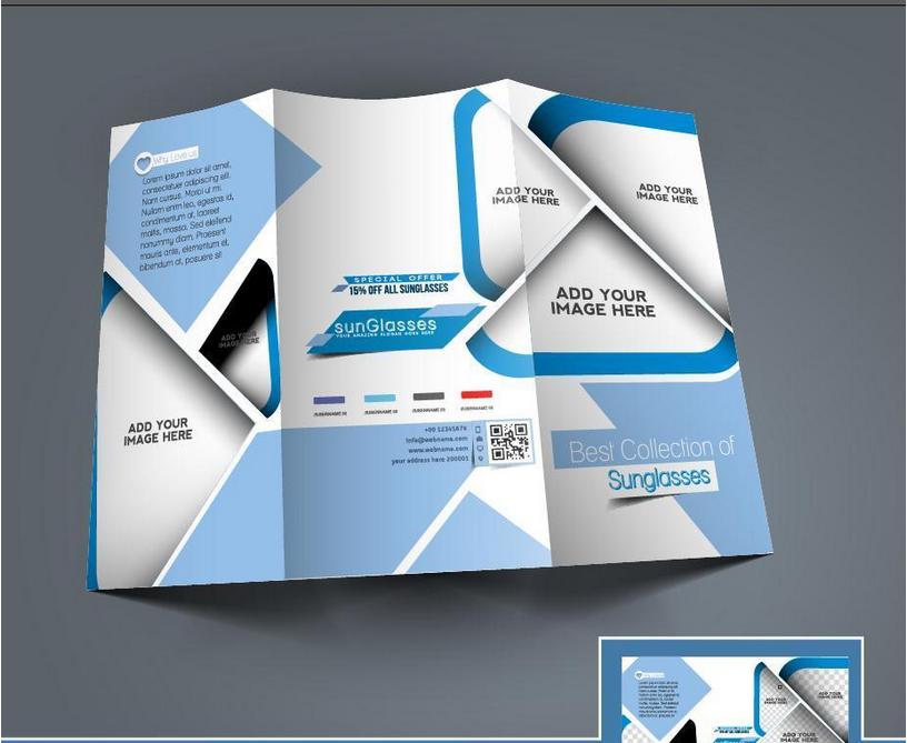 一般宣传册设计尺寸大小是多少,宣传册设计尺寸