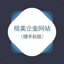 威客服务:[75670] 原创(送服务器)精美企业网站建设/网站开发/赠手机版
