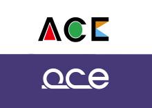ACE公司logo设计