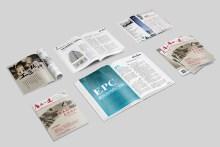 2016年第三期广西一建内刊排版设计