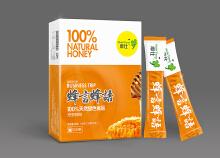 电商蜂蜜包装设计