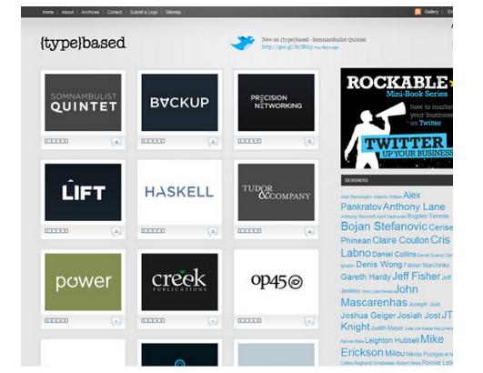 世界知名logo设计网站,找logo设计素材可以来这里