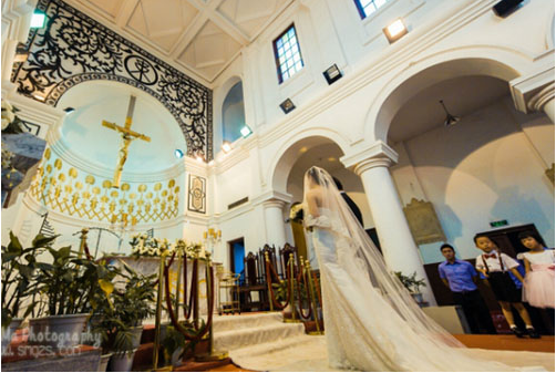 西式婚礼策划流程,教堂式婚礼策划流程