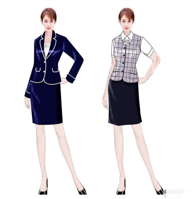公司职业装设计方法,公司职业装设计介绍