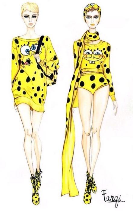 服装设计中的色彩运用方法,服装设计的色彩的选择
