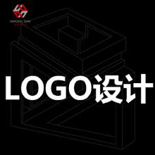 logo设计 原创公司商标设计卡通标志字体企业品牌VI设计