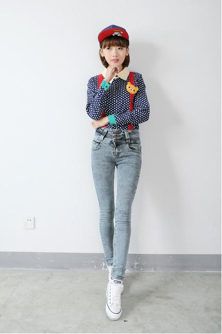 中国各个年代流行裤型盘点,这些裤型你都有穿过吗